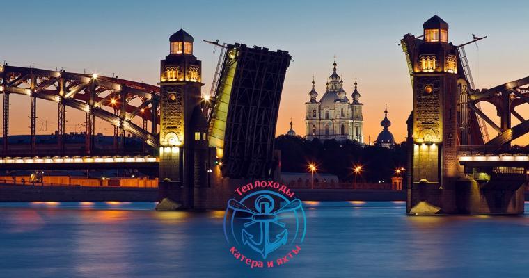 Пробная разводка мостов в СПб скоро