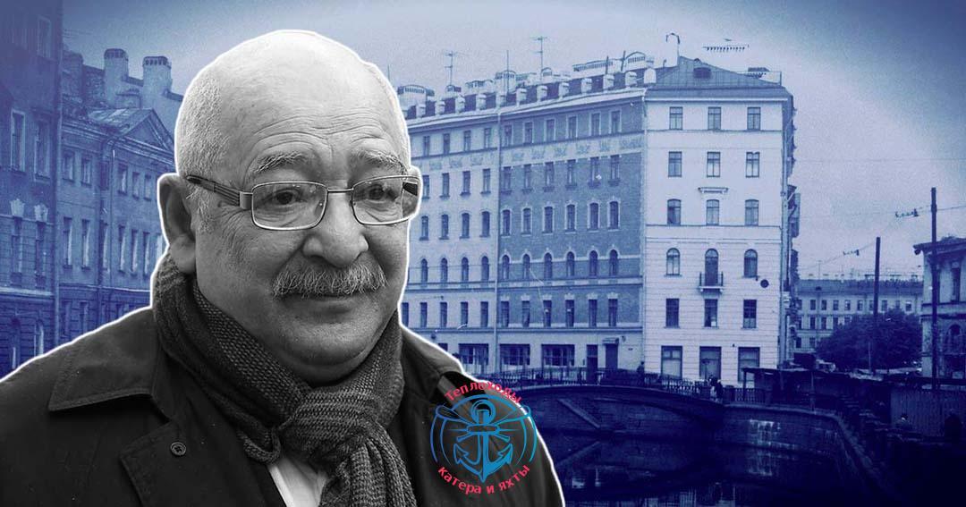 Авторская экскурсия от Льва Лурье в Санкт-Петербурге