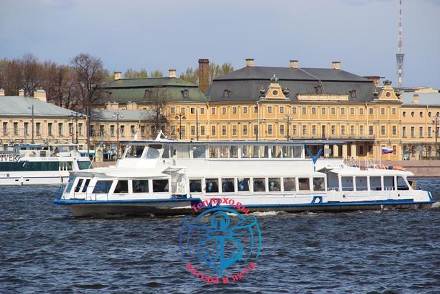 Аренда корабля скидка в Санкт-Петербурге